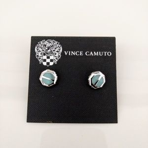 Vince Camuto Graphic Lines Stud earrings